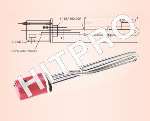 Heating Element For Solar Plate